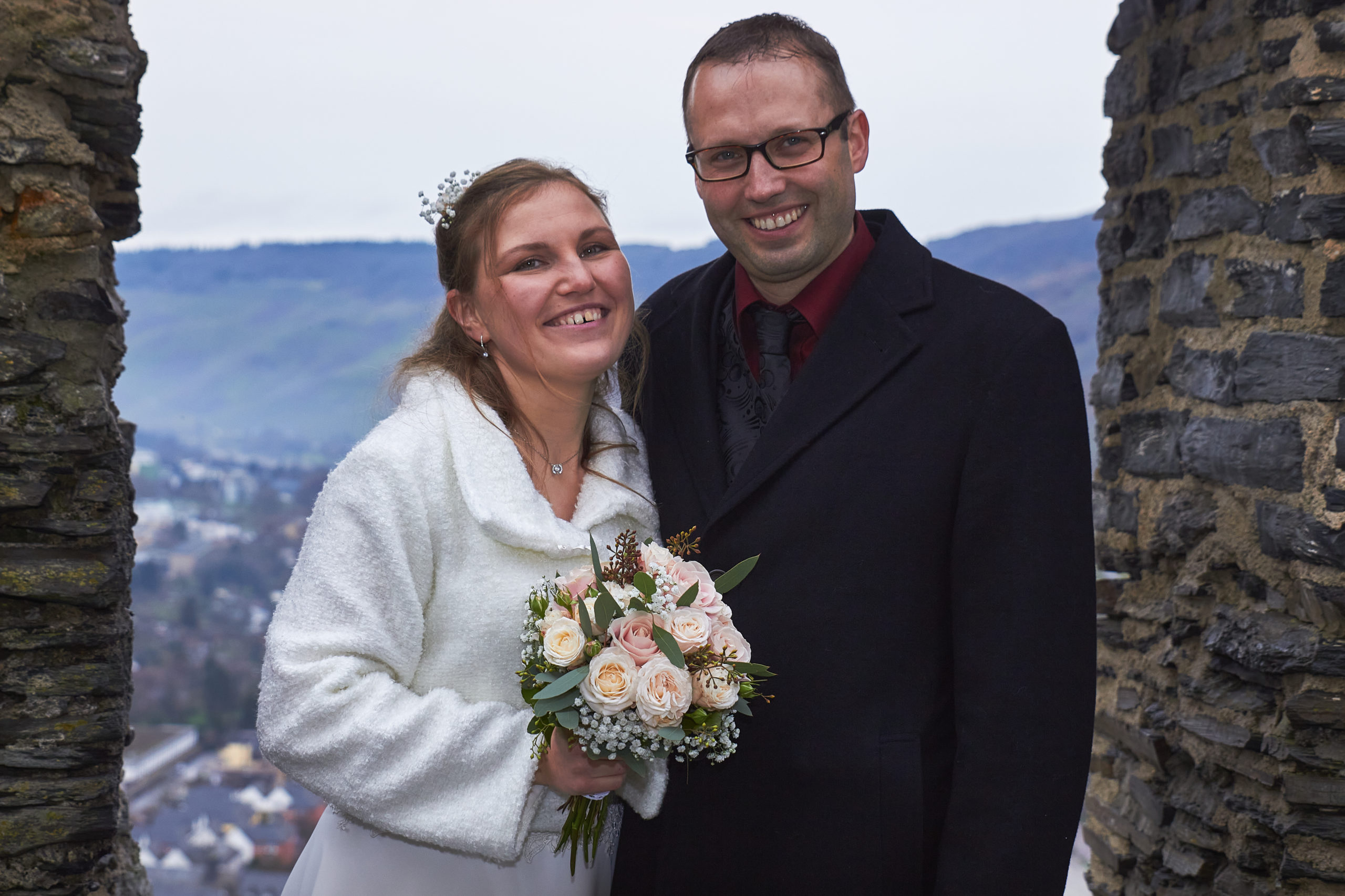 Burg Landshut Hochzeit Portrait Paarshooting Standesamt Fabian Schmidt